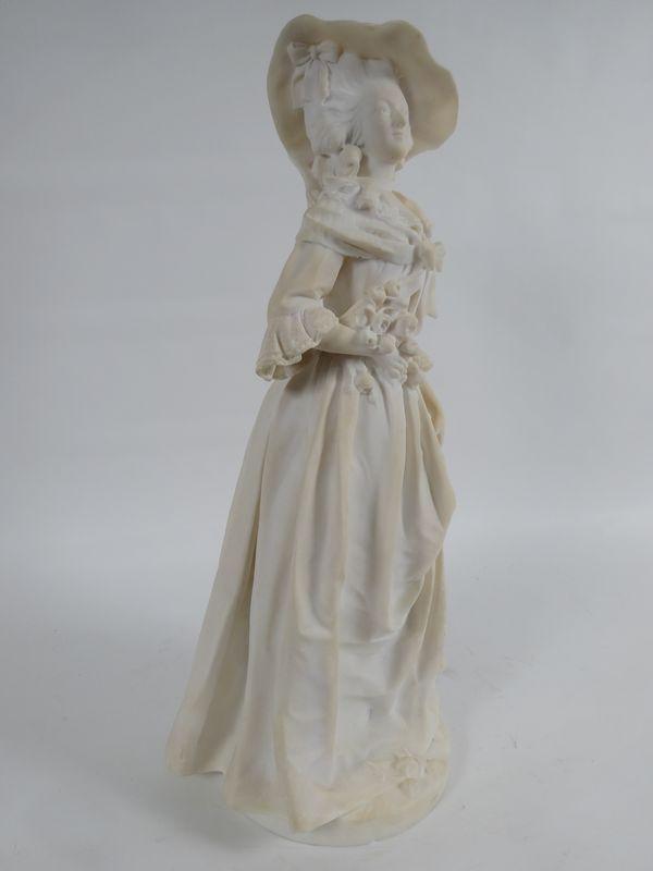 Marie-Antoinette par Jacques Boéro, statues et statuettes Marie_67