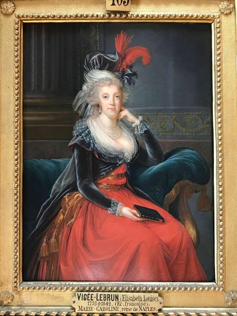 Portraits de Marie Caroline d'Autriche, reine de Naples et de Sicile - Page 3 Marie_76