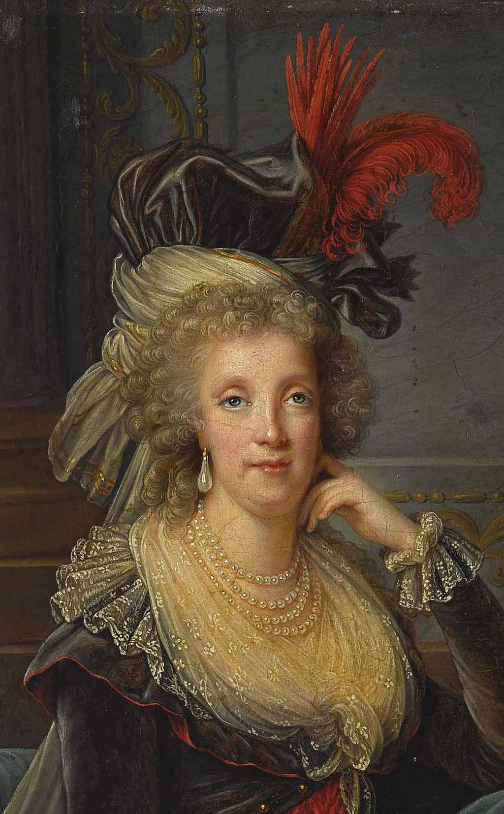 Portraits de Marie Caroline d'Autriche, reine de Naples et de Sicile - Page 3 Marie_96