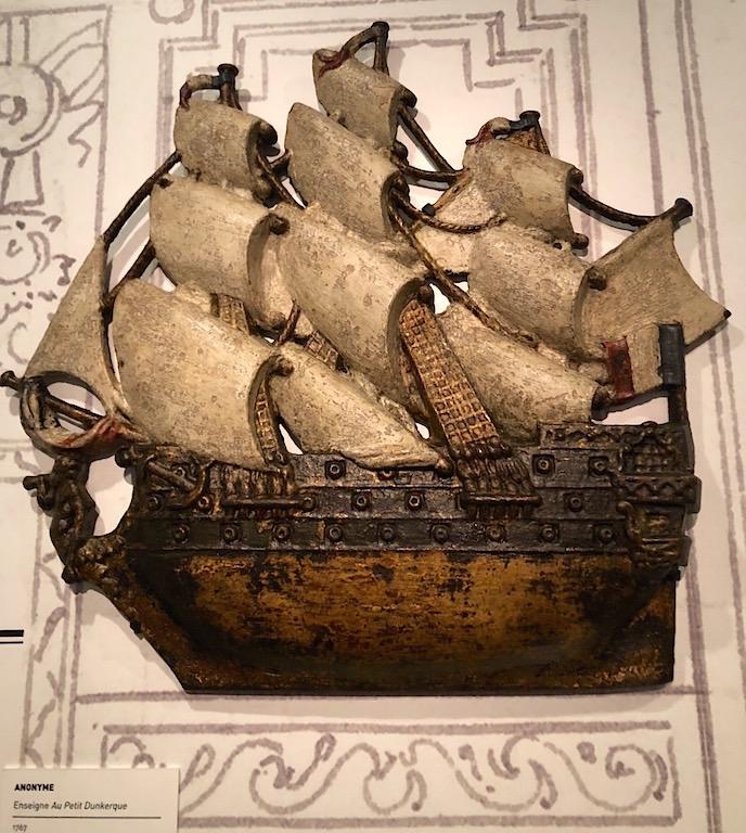 Le Petit Dunkerque, chez Granchez, bijoutier de Marie-Antoinette Mercie10