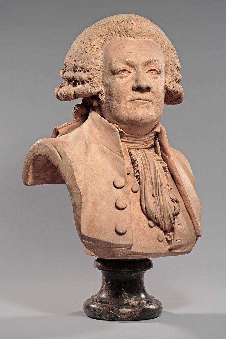 Jean-Antoine Houdon, le sculpteur des Lumières Mirabe11