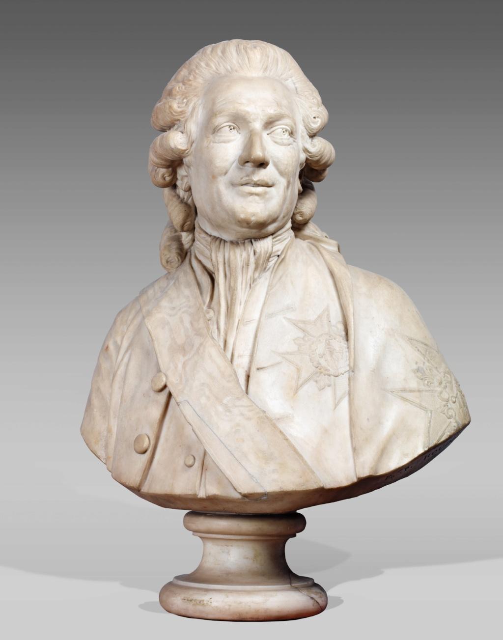 Jean-Antoine Houdon, le sculpteur des Lumières Mja32610