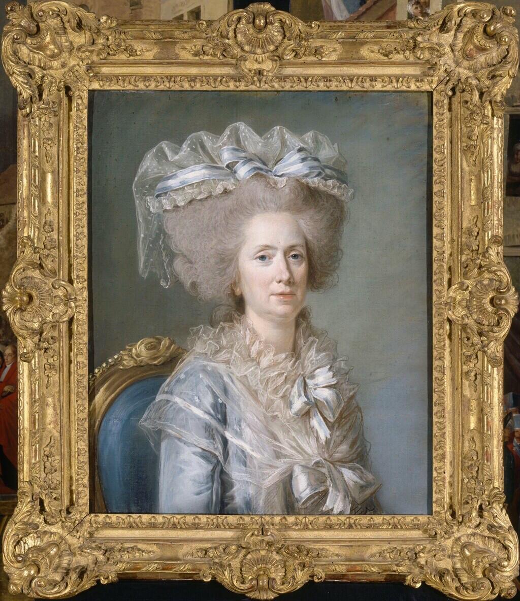 Mesdames, filles de Louis XV, les mal-aimées ? - Page 4 Mme_ad10