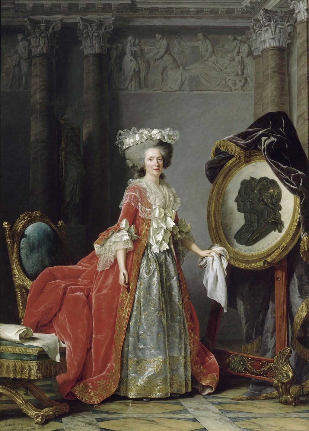 Mesdames, filles de Louis XV, les mal-aimées ? - Page 4 Mme_ad11