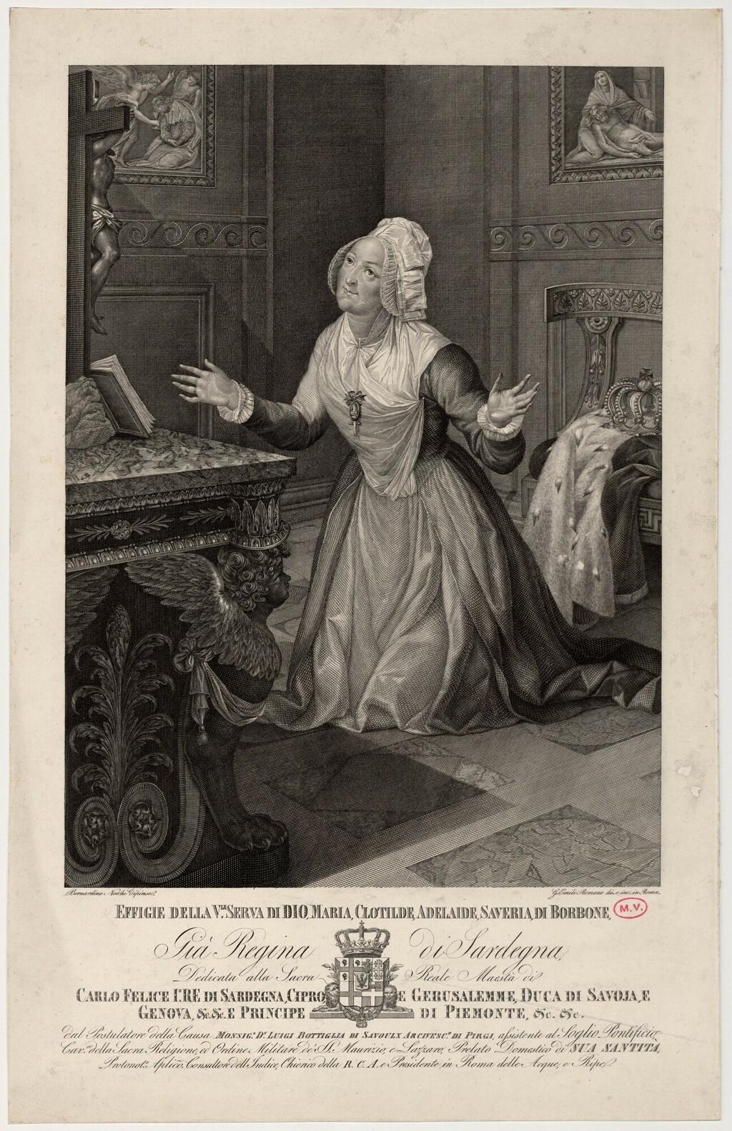 """La princesse Clotilde de France, dite Madame Clotilde, """"Gros Madame"""" Mme_cl11"""