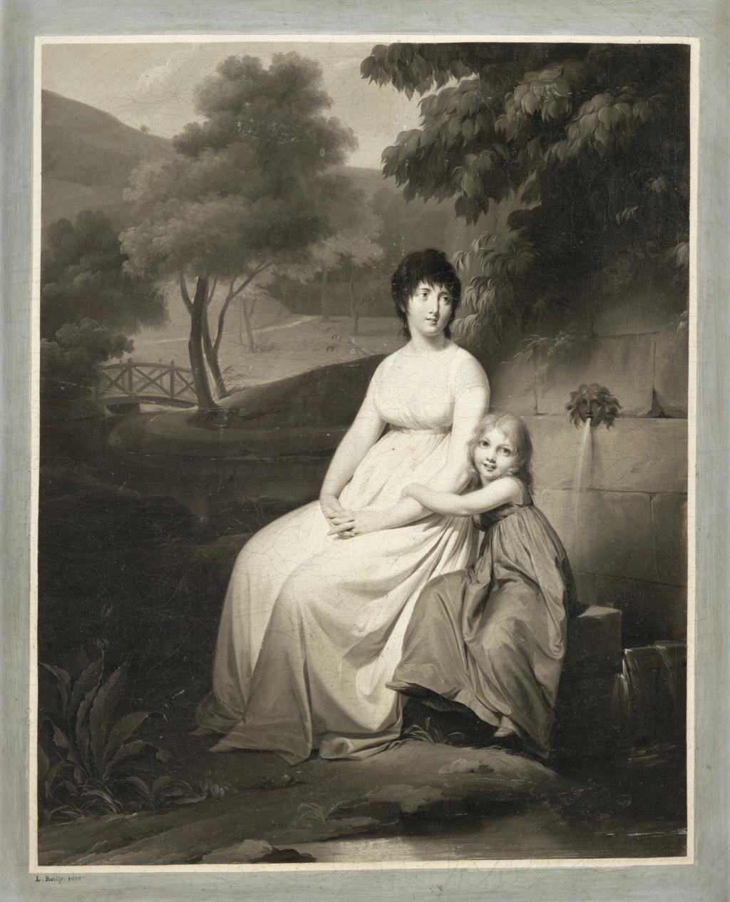Louis-Léopold Boilly : peintre de la société parisienne de Louis XVI à Louis-Philippe Mme_ta10