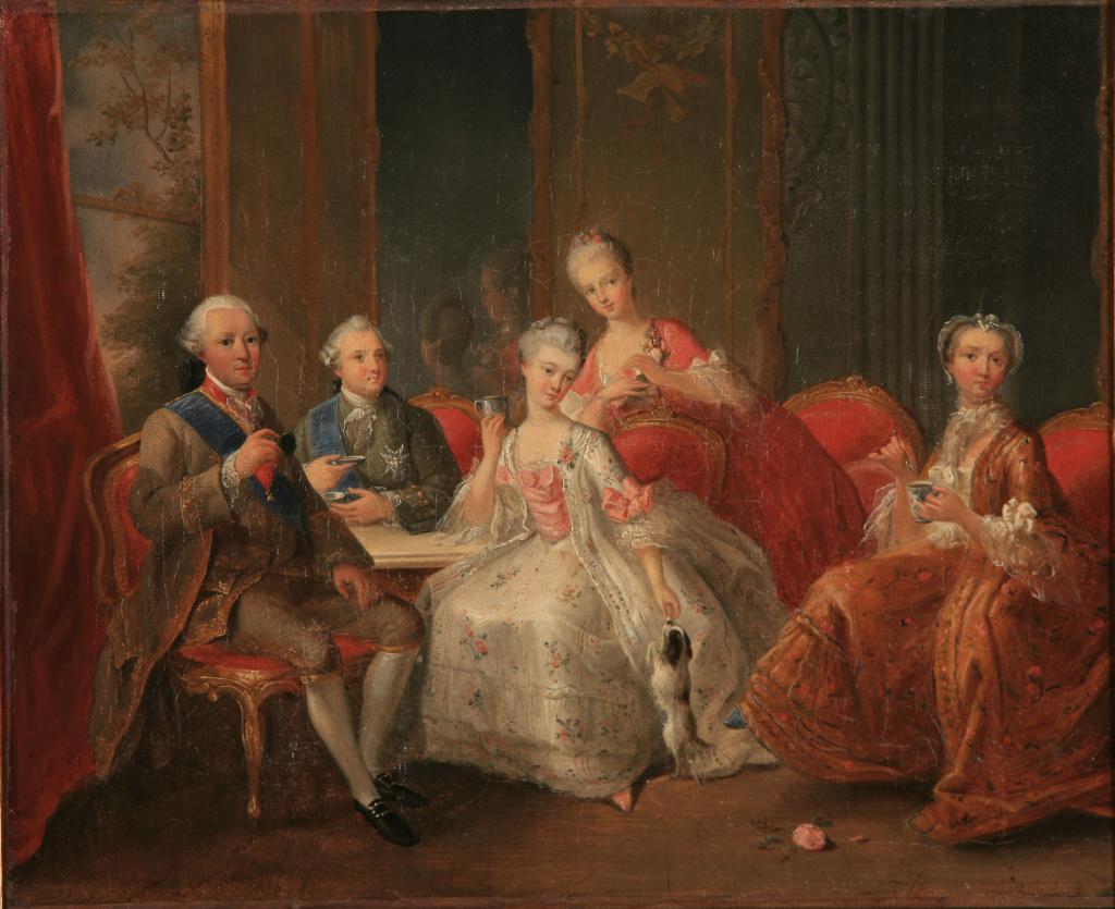 Louis-Jean-Marie de Bourbon, duc de Penthièvre, beau-père de la princesse de Lamballe - Page 3 Museae10