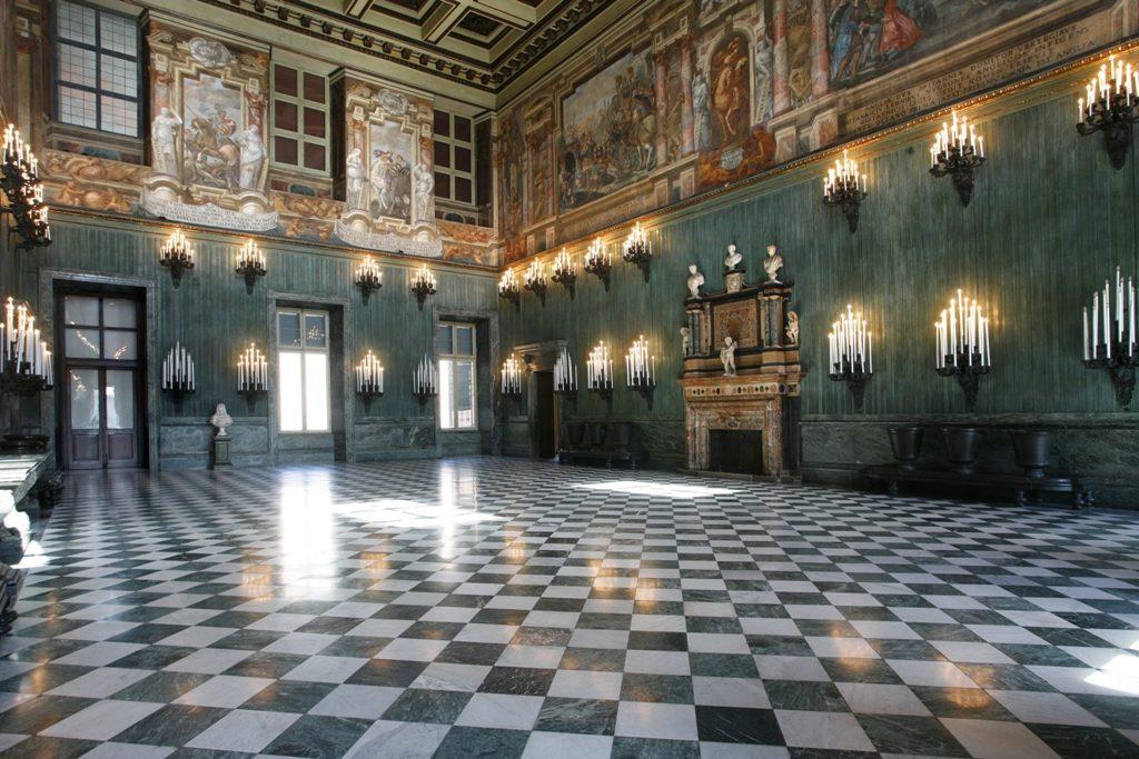 Le Palais royal de Turin (Palazzo Reale di Torino) Musei-11