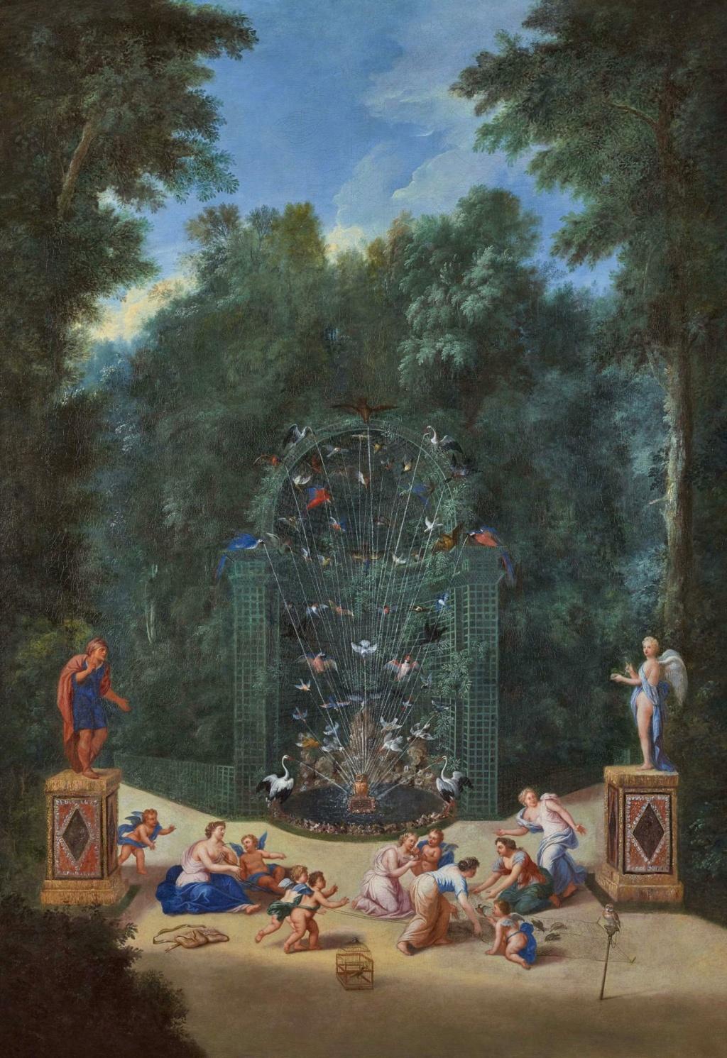 """Exposition """"Les animaux du Roi"""" au château de Versailles Mv-73010"""