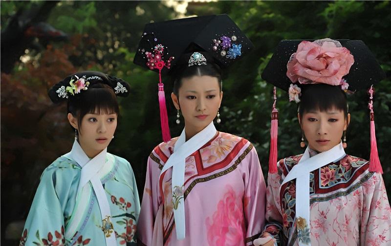 Série : The Legend of Zhen Huan (Empresses in the Palace), les atours de l'aristocratie chinoise au XVIIIe siècle Mv5bnm10