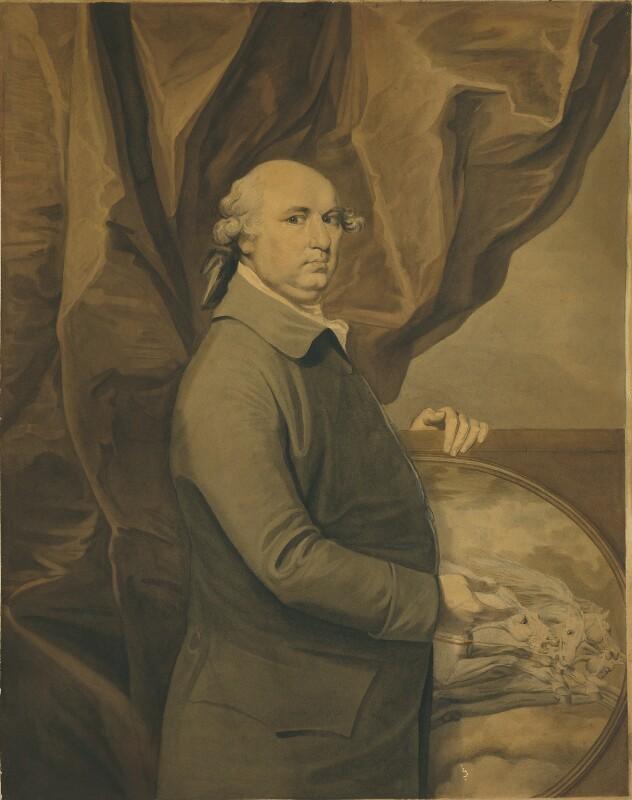 George Stubbs : artiste peintre et anatomiste.  Mw061210