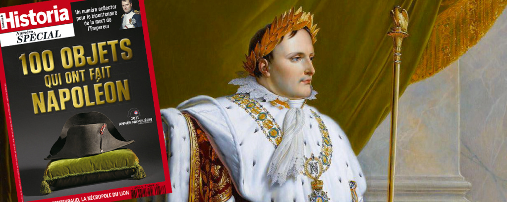 Bibliographie : bicentenaire de la mort de l'empereur Napoléon Ier Napole11