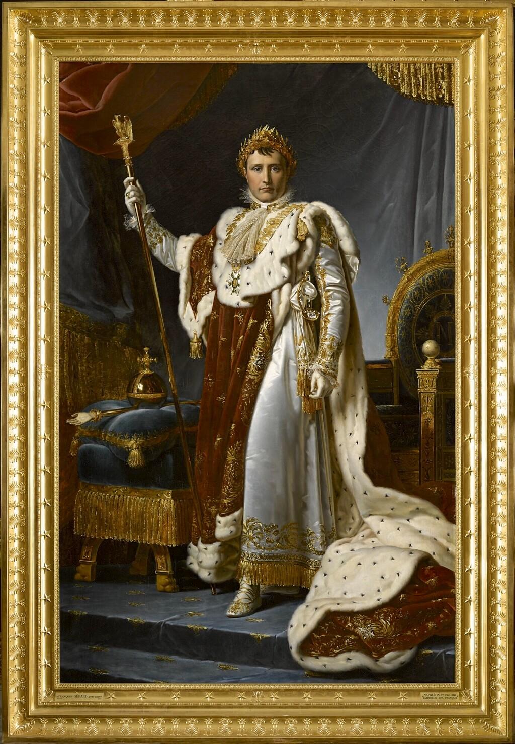 Expositions et évènements : 2021, année Napoléon. Bicentenaire de la mort de l'empereur Napoléon Ier.  Napole15