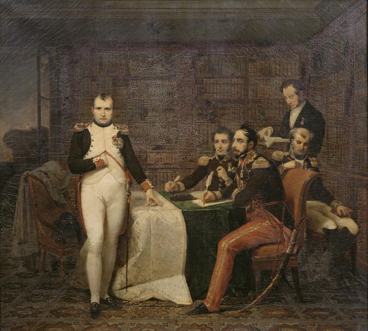 Bibliographie : bicentenaire de la mort de l'empereur Napoléon Ier Napole18