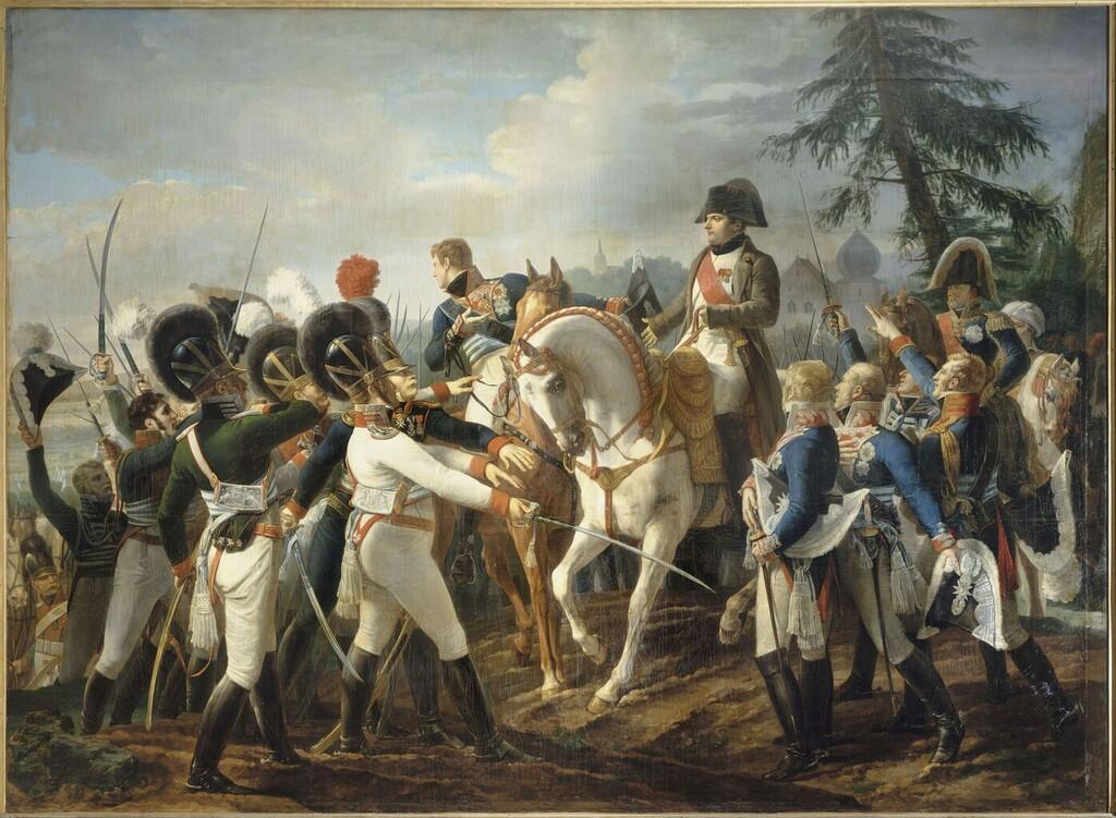 2021, année Napoléon. Bicentenaire de la mort de l'empereur Napoléon Ier.  - Page 2 Napole19