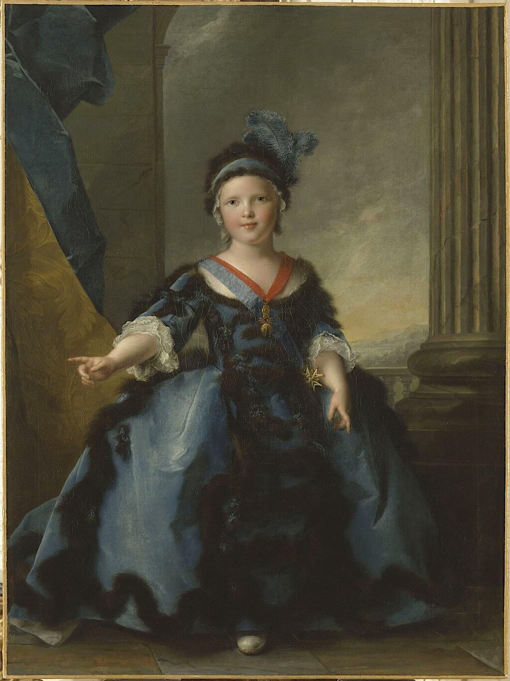 Bourgogne, frère ainé de Louis XVI Nattie12