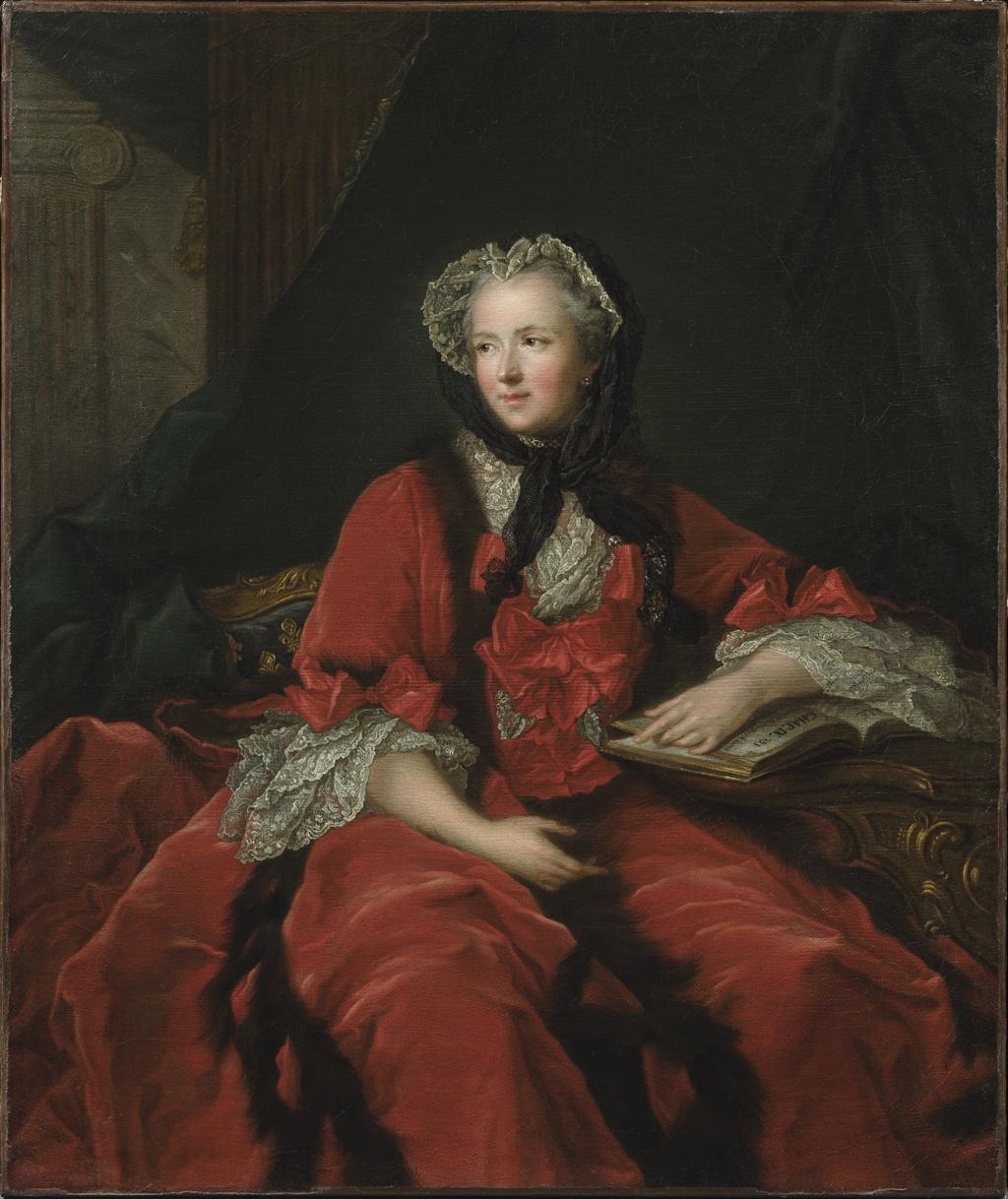 La reine Marie Leszczynska - Page 2 Nattie13