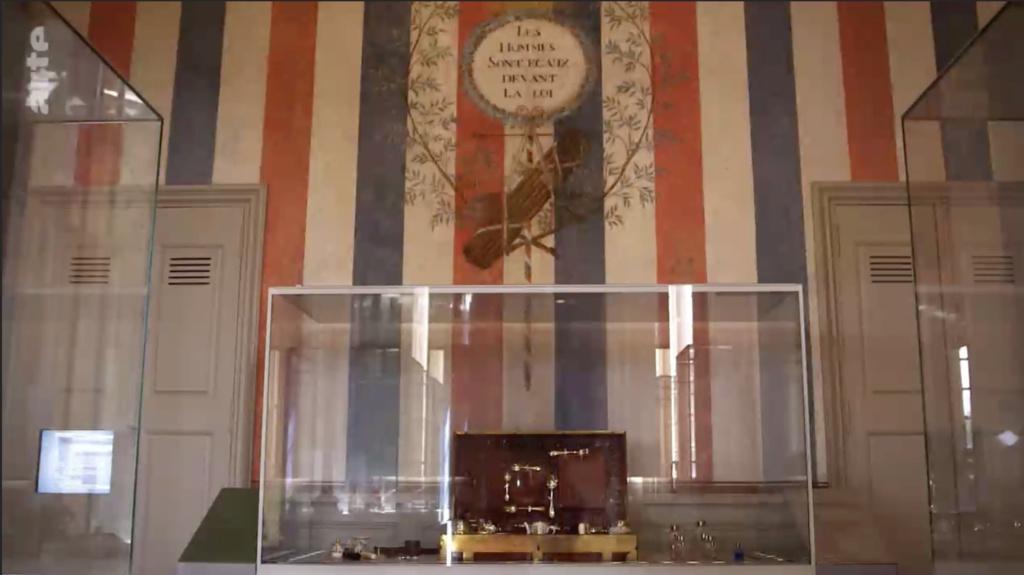 Nécessaires - Les nécessaires de voyage de Marie-Antoinette Necess12