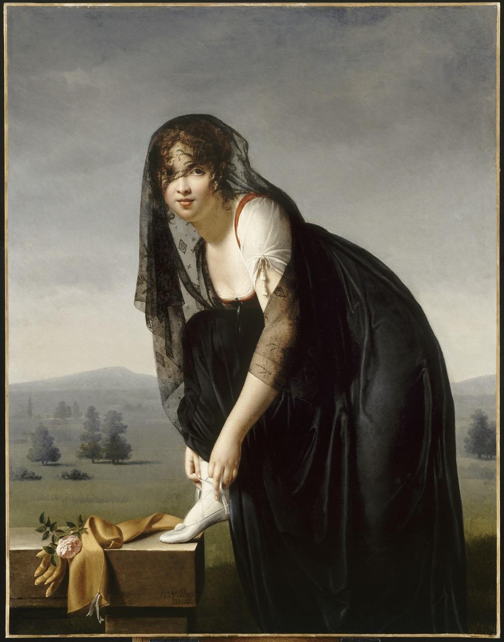 Exposition : Peintres femmes 1780-1830, naissance d'un combat. Au musée du Luxembourg Paris Nisa_v10