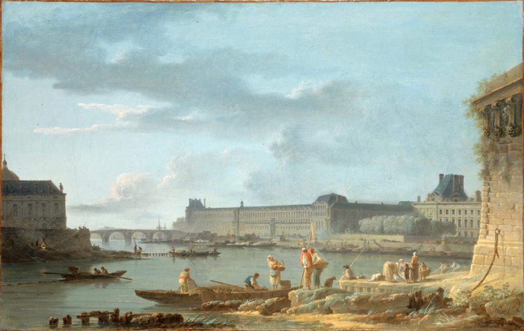 Paris au XVIIIe siècle - Page 6 Noel_a12