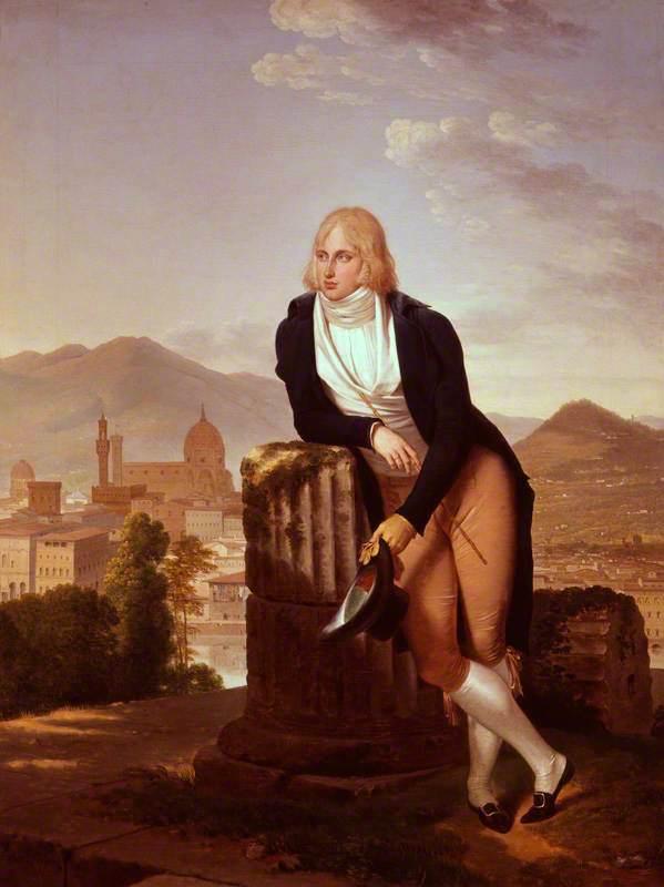 Louis Gauffier (1762-1801), peintre français installé en Italie Npg_np10