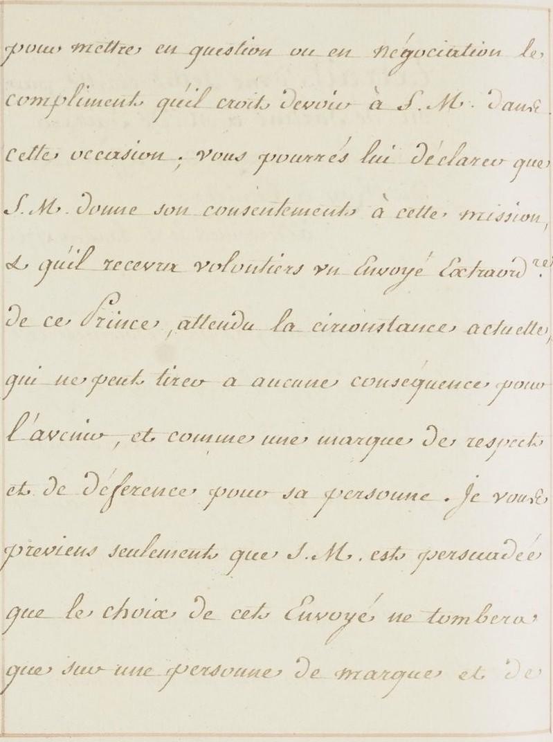 L'ambassade du Bey de Tunis à Versailles (1777) O_jour17
