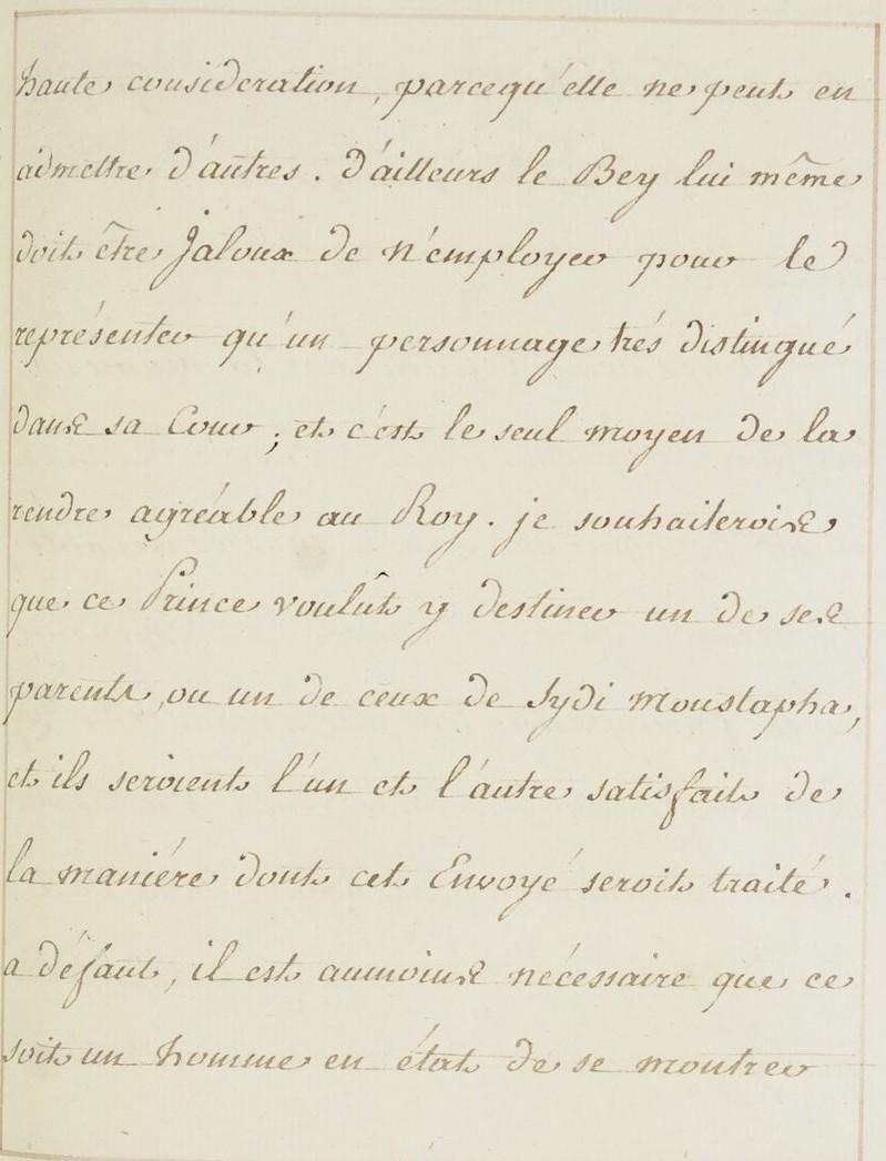 L'ambassade du Bey de Tunis à Versailles (1777) O_jour18