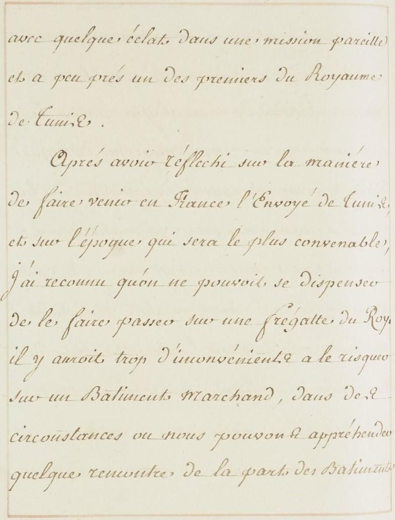 L'ambassade du Bey de Tunis à Versailles (1777) O_jour19