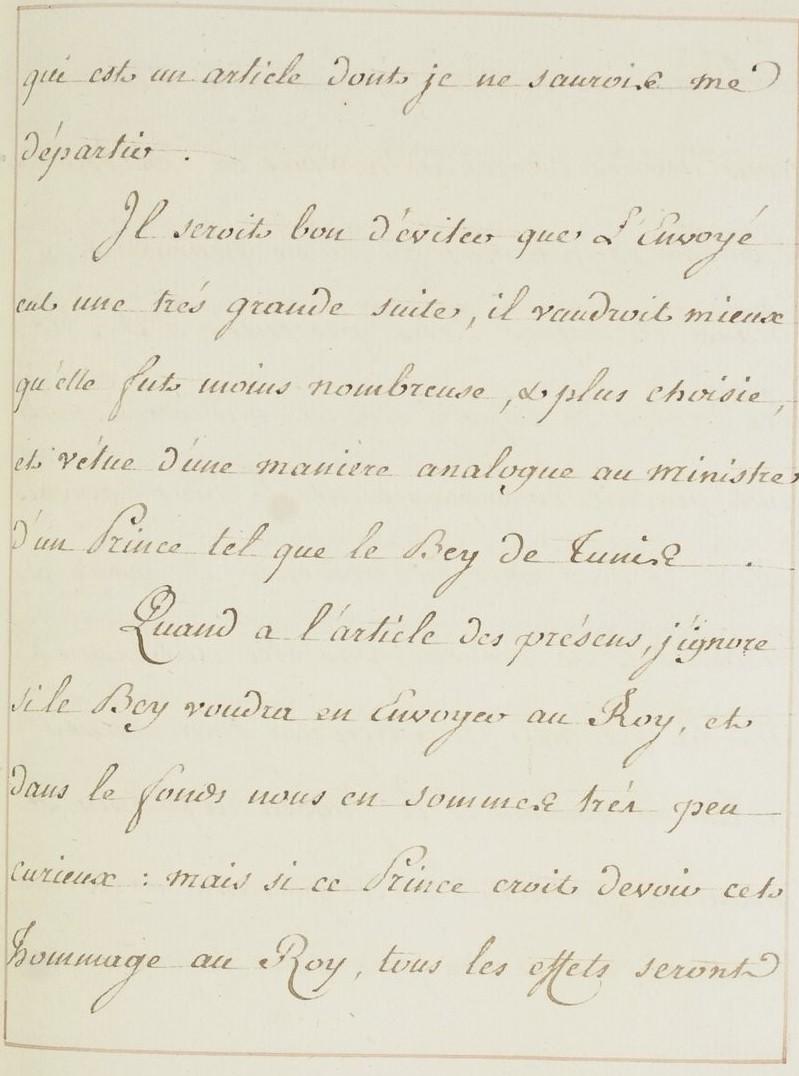 L'ambassade du Bey de Tunis à Versailles (1777) O_jour23