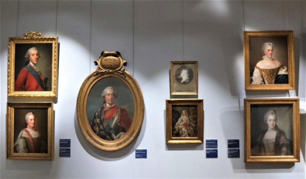 Cent portraits pour un siècle. Exposition au Musée Lambinet (Versailles) et Palais Lascaris (Nice) Ob_a1f10