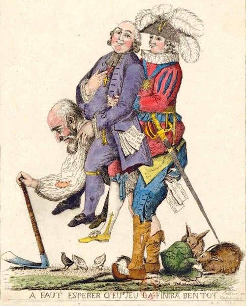La guerre d'Amérique a-t-elle provoqué la dette qui serait la cause directe de la Révolution ? Ob_d6e10