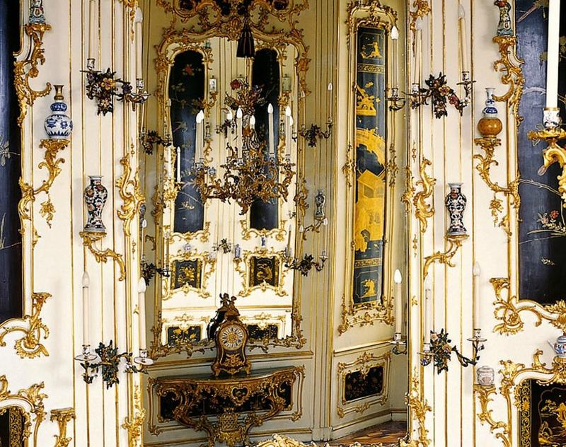 Schönbrunn, Habsbourg et Chinoiseries ... Oval_c11