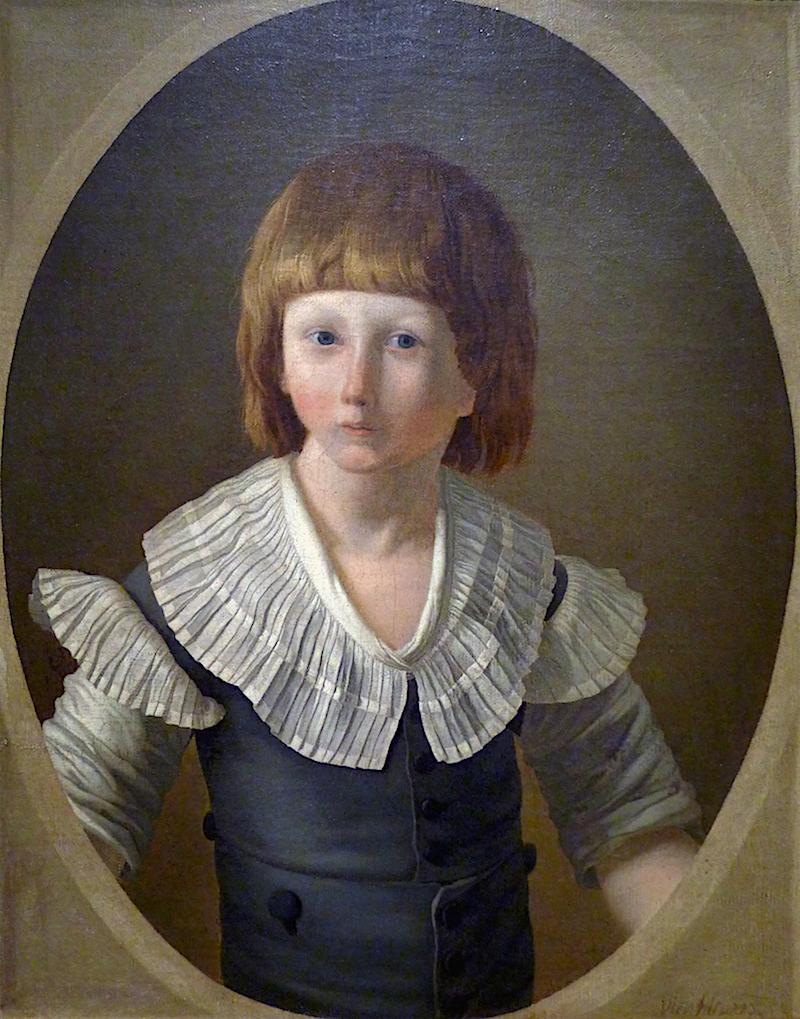Les portraits de Louis XVII, prisonnier au Temple - Page 4 P1330112
