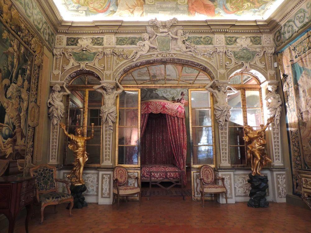 Cent portraits pour un siècle. Exposition au Musée Lambinet (Versailles) et Palais Lascaris (Nice) - Page 2 Palais12