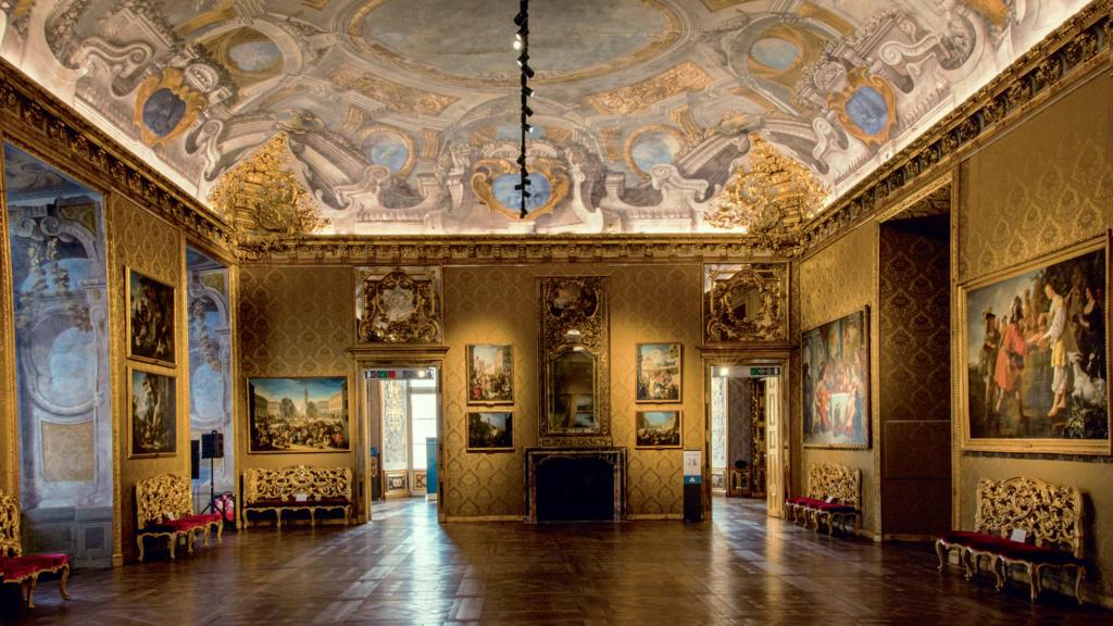 Le Palais Madame à Turin (Palazzo Madama, Torino) Palazz25