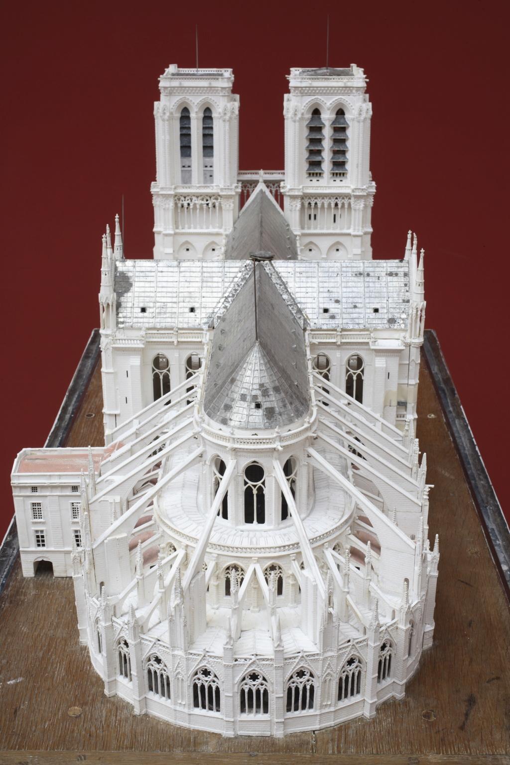 La restauration de la cathédrale Notre-Dame de Paris Paris_14
