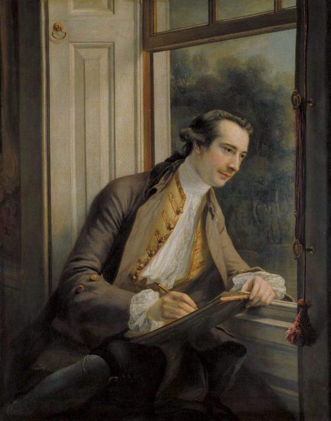 """Exposition Musée du Luxembourg : """"L'âge d'or de la peinture anglaise"""", de Reynolds à Turner Paul_s11"""