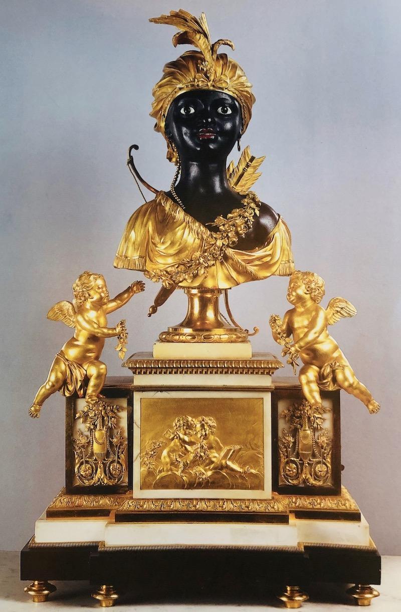 Vente Sotheby's, Paris : La collection du comte et de la comtesse de Ribes Pendul11