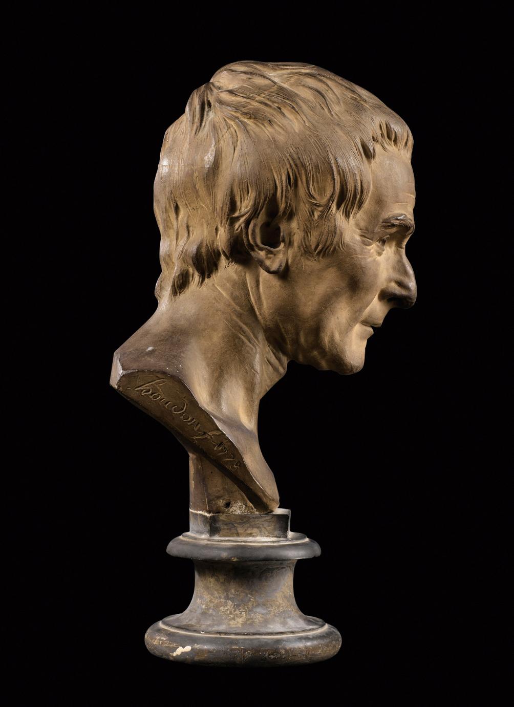 Jean-Antoine Houdon, le sculpteur des Lumières Pf801210