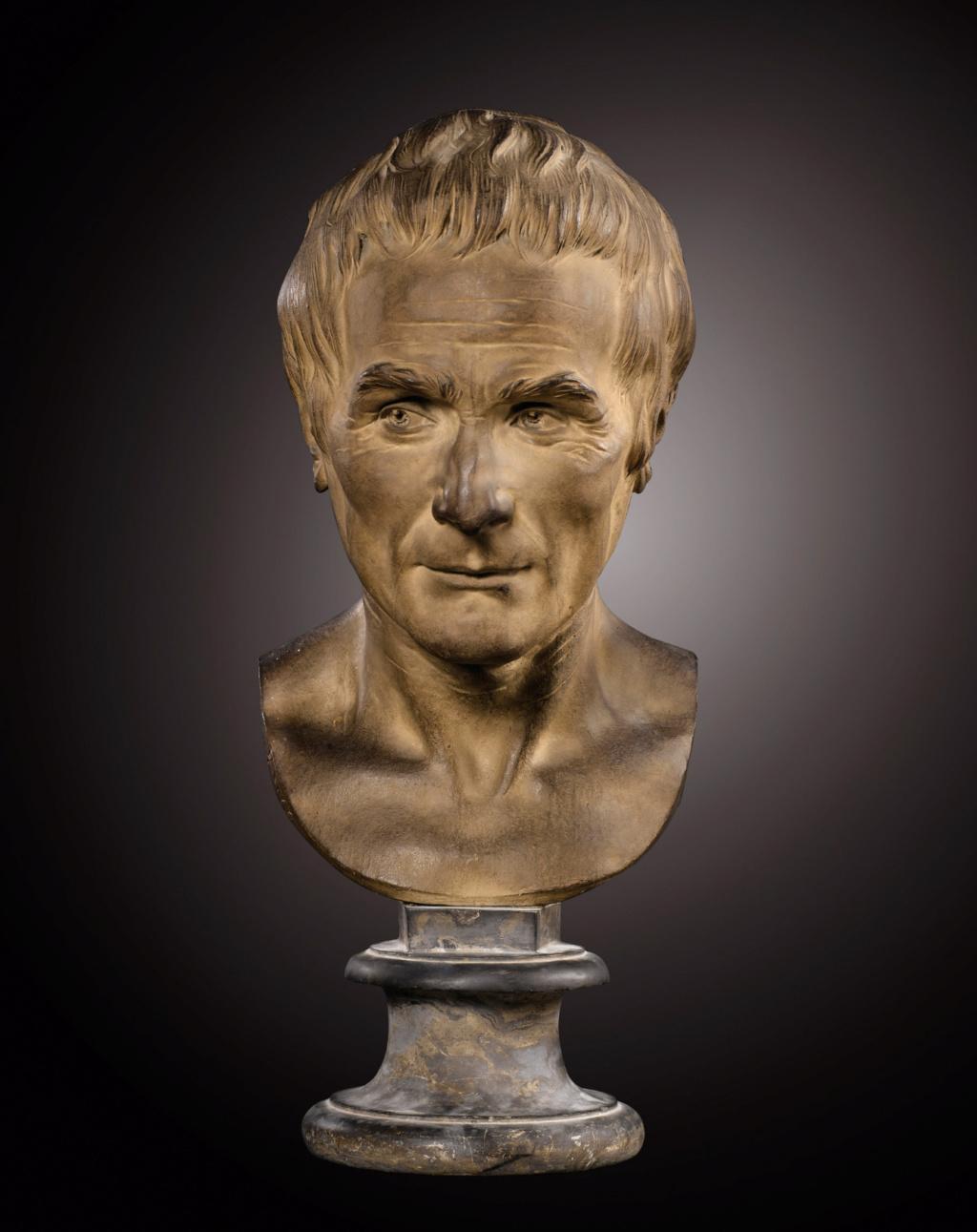 Jean-Antoine Houdon, le sculpteur des Lumières Pf801211