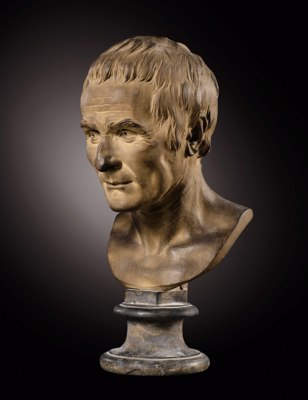 Jean-Antoine Houdon, le sculpteur des Lumières Pf801212