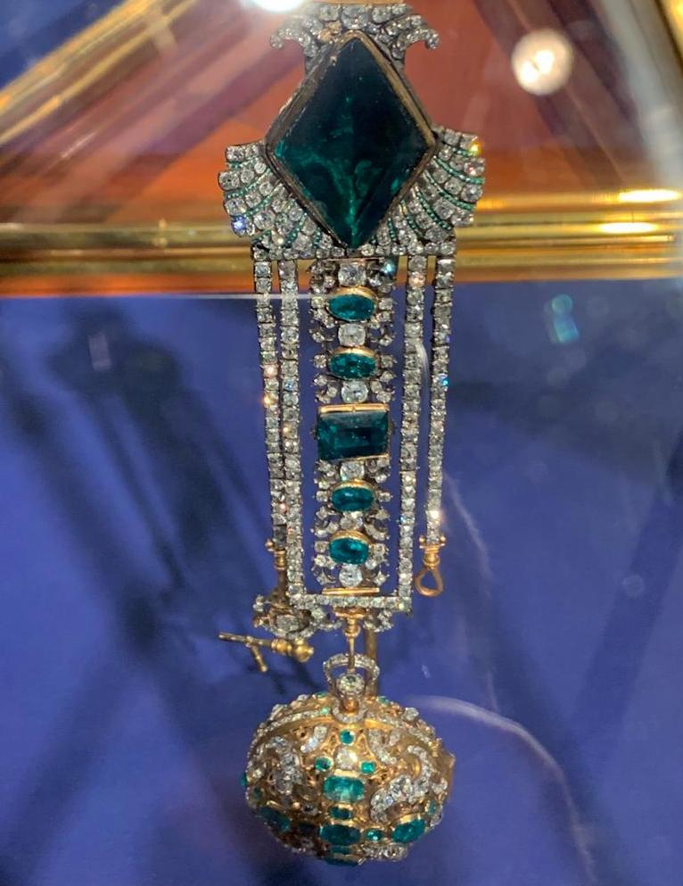 Exposition : Jewels ! Glittering at the Russian Court, Hermitage Amsterdam Photo-81