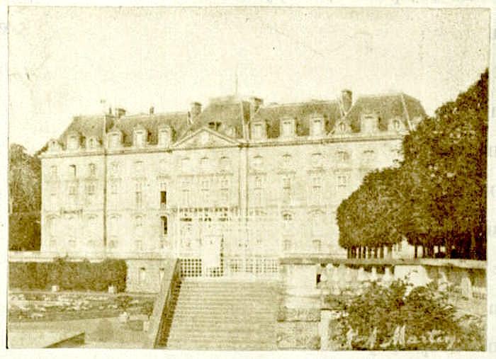 Meudon - Le château de Meudon Photog10