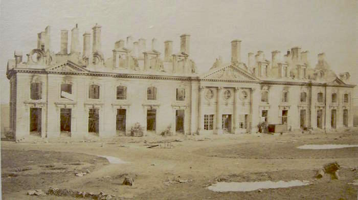 Le château de Meudon Photog11