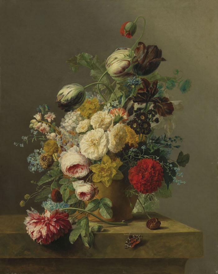 Pierre-Joseph Redouté, « Dessinateur et peintre du cabinet de la Reine » Pierre10