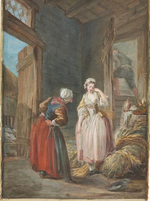 Pierre-Antoine Baudouin, dessinateur du libertinage au XVIIIe siècle Pierre10