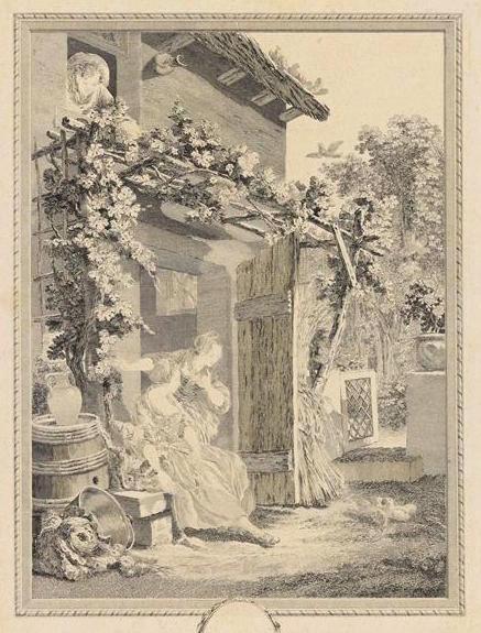 Pierre-Antoine Baudouin, dessinateur du libertinage au XVIIIe siècle Pierre13