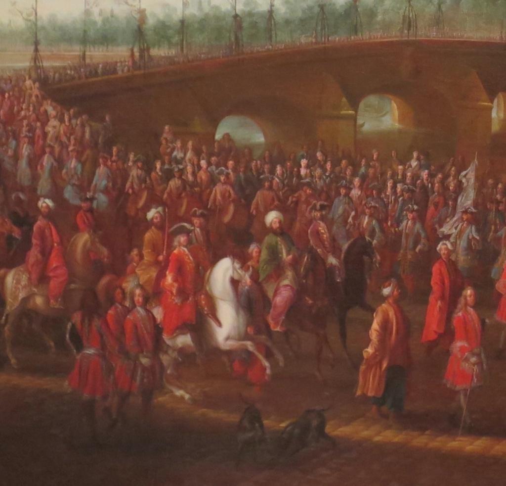 Yirmisekiz-Mehmed Çelebi Efendi - Ambassadeur de la Sublime Porte en visite en France de 1720 à 1721 Pierre15