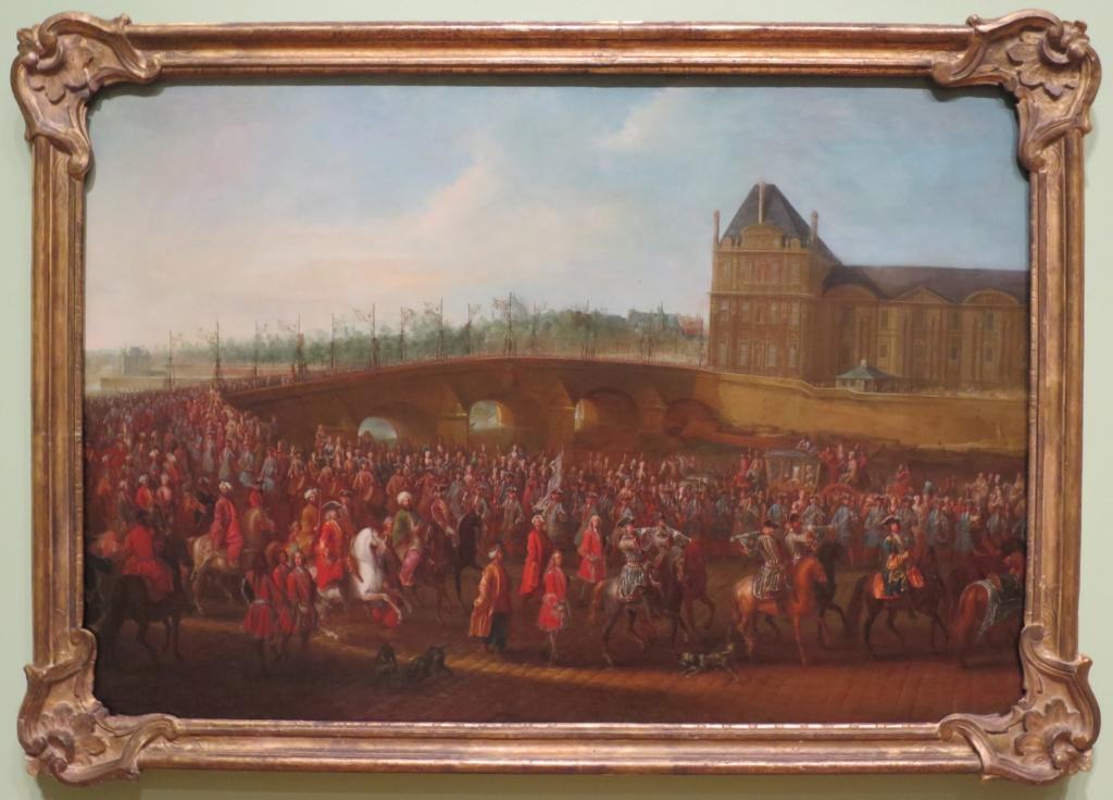 Yirmisekiz-Mehmed Çelebi Efendi - Ambassadeur de la Sublime Porte en visite en France de 1720 à 1721 Pierre16