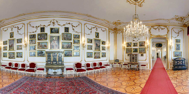 Vienne, la Hofburg Pietra10